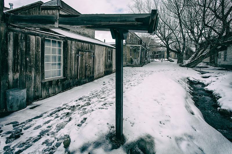 Virginia Abandoned City