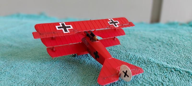 Fokker D1 Revell 1/72