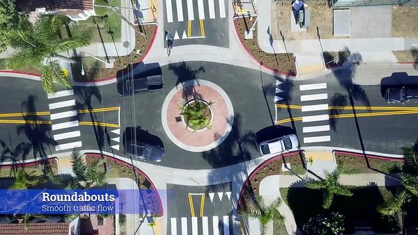 long beach roundabouts