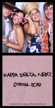 Kappa Delta, Next