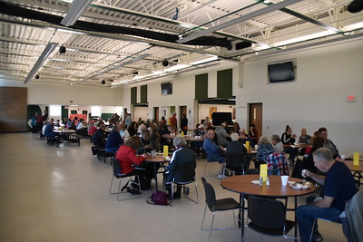 Olivet Community Scholarship/Grant Check Presentations 2019