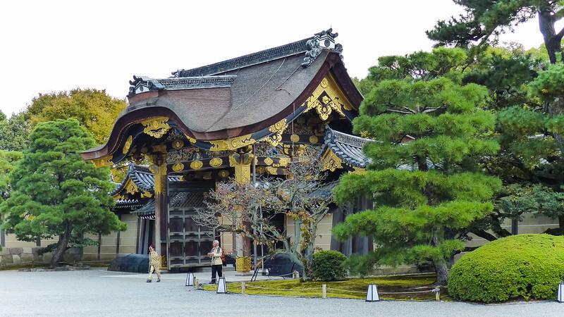 Kyoto / kasteel Nijo