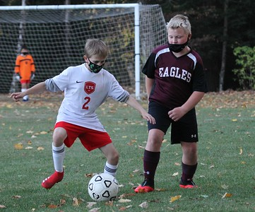 LTS M.S. Boys Soccer vs Arlington photos by Gary Baker
