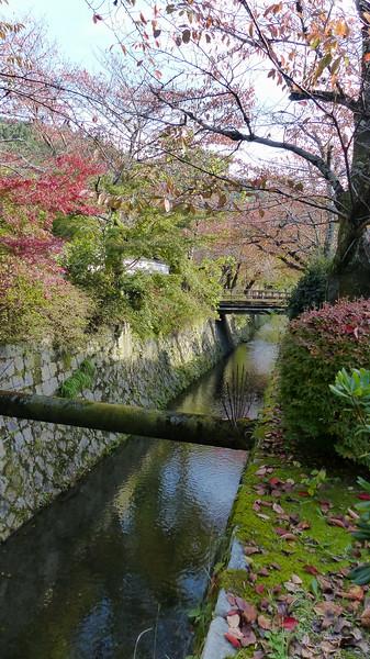 Kyoto / het Filosofenpad