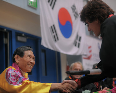Award Ceremony, WKSA Pacific Coast Tournament, 2016