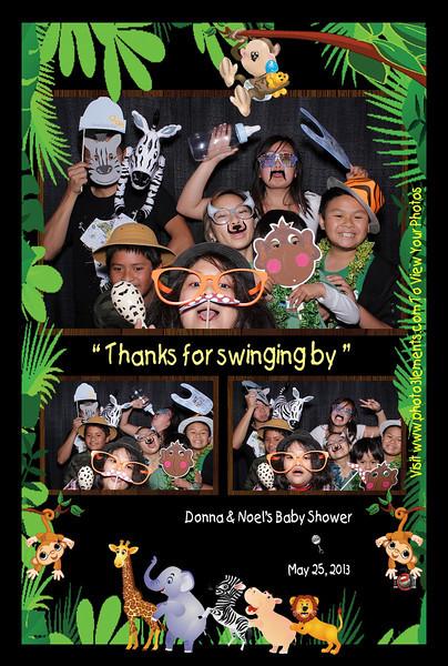 Donna & Noel's Baby Shower 5-25-13
