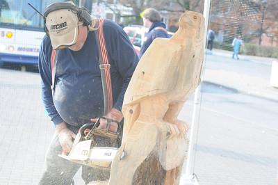 25754 Chainsaw Creations - Mountaineer Week