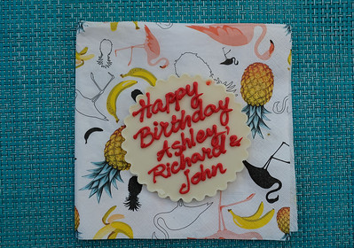2018 Triple Birthday Celebration