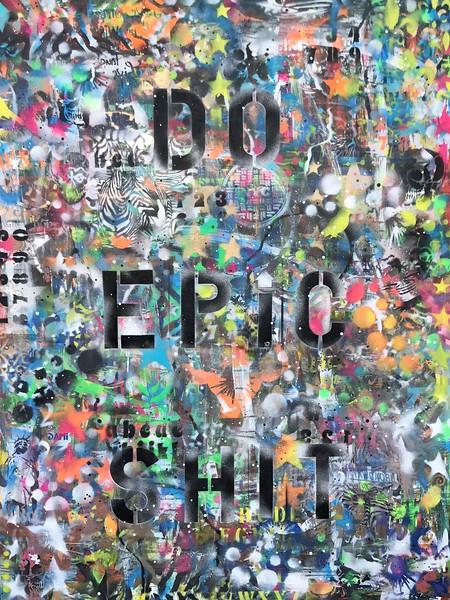 new des - 36x48 - graffiti  acrylic, mm on canvas. 2019.JPG