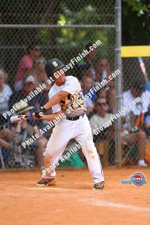 11U - Stealers Baseball vs Tampa Heat