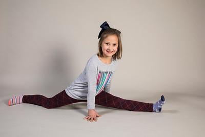 1st Grade Photo Shoot - Portledge 2018