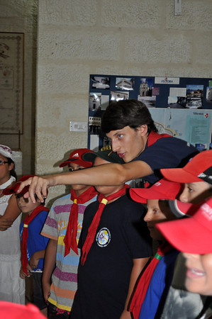 Summer Joint Activity with Naxxar Cubs - 28th July