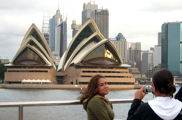 Study Abroad 2007: Sydney and Cairns
