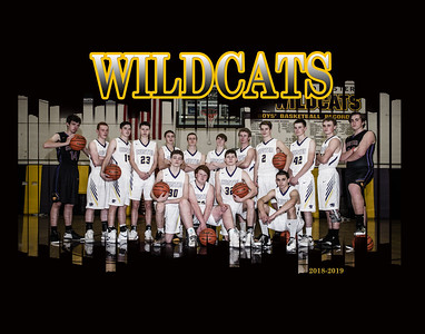 Boy Basketball Team Pictures
