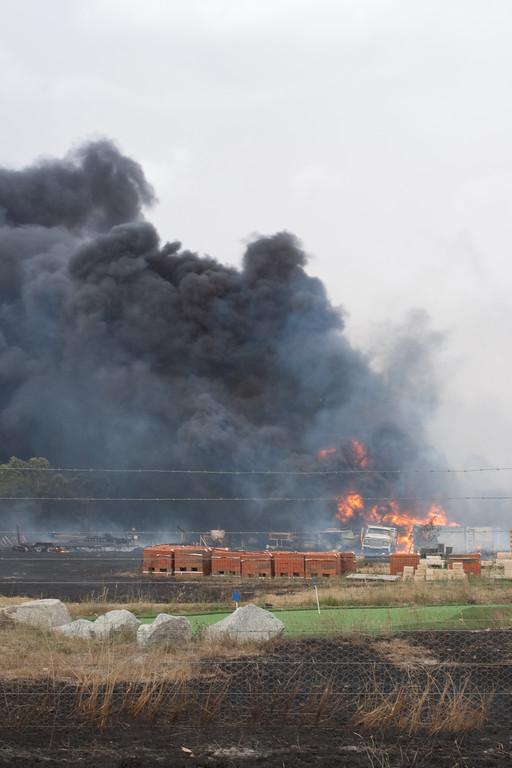 Cranbourne North Fire-0225
