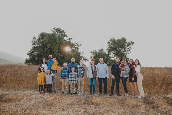 Mendoza Family and more 2020