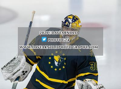 2/7/2020 - Boys Varsity Hockey - Lexington vs Arlington