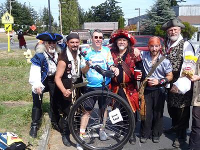 Bike MS Tour 2012
