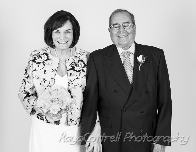 Bernice and Charles Wedding