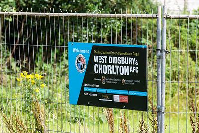 West Didsbury & Chorlton AFC (a) D 0-0