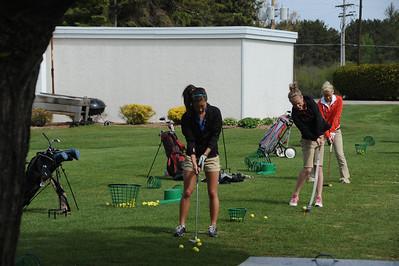 Marquette Girl's Golf