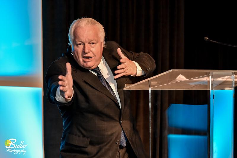 Roger Dow at 2016 Tourism Summit - Houston,  Texas