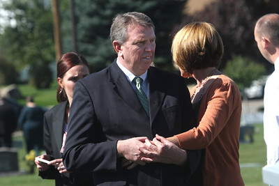 Marilyn Burnham Durrant's funeral