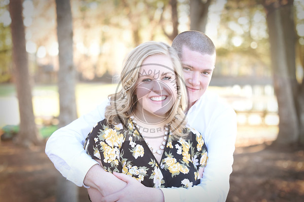 Ava Taylor and Patrick Engagement