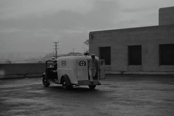 1947, Possessed - Ambulance and Hospital