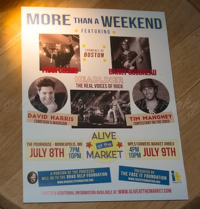 More Than a Weekend Tribute to Brad Delp Foundation/Face it Foundation