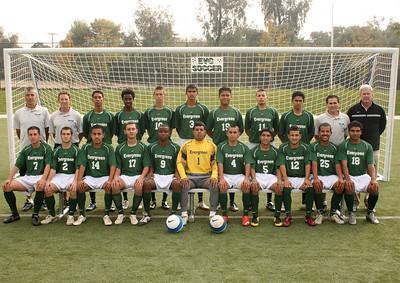 Men's Soccer - Individual & Team Photos