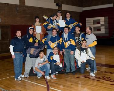 Montesano High School invitational tournament, December 29, 2007
