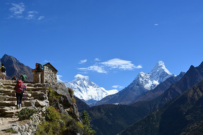 Day 4 - Namche Bazar to Dole (Oct 11)