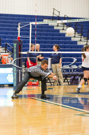 8-22-2017 Liberty vs Woodgrove Volleyball (Varsity)