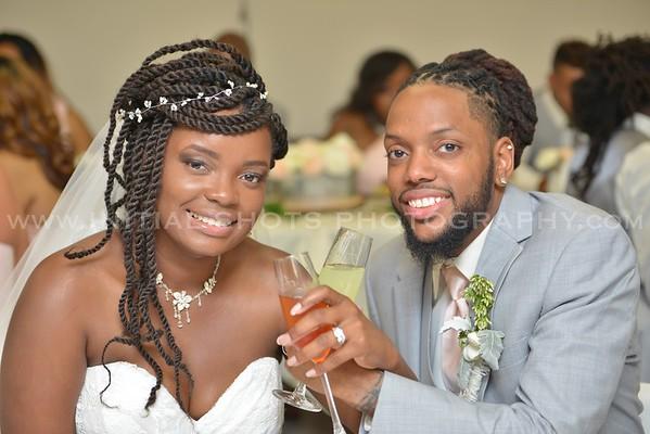 Darren & Dewana Wedding