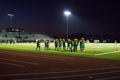 10-29-15 Mesa Football at Saddleback