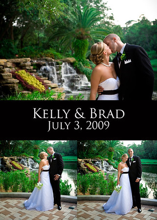 Kelly & Brad Album