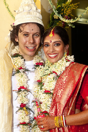 Destination Wedding-Calcutta, India-Payel and David
