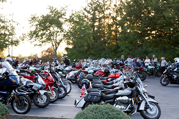 2017 AMA Motorcycle Hall of Fame Fall Bike Night