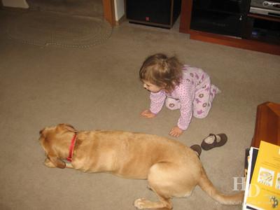 2008-11 Sydney and Sienna