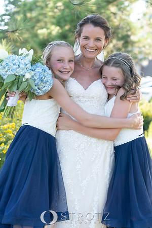 Michelle & Flower Girls
