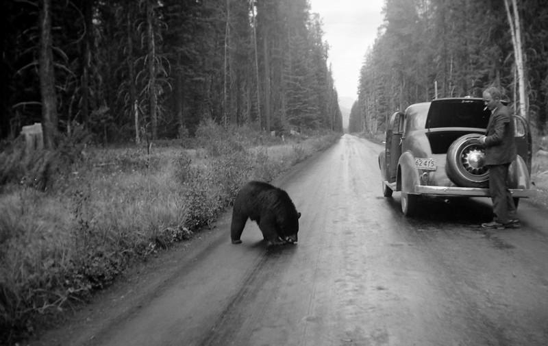 Banff Trip 1937