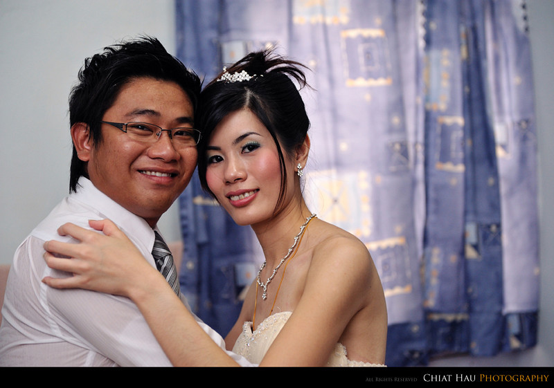 My best wishes to both of you. Wei and Fang. :)
