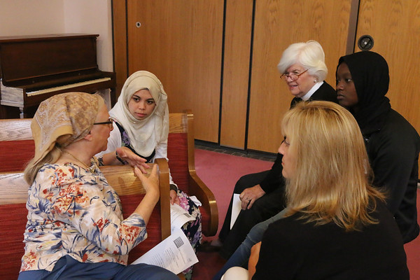 Abrahamic Reunion Community Service Carmel 2016
