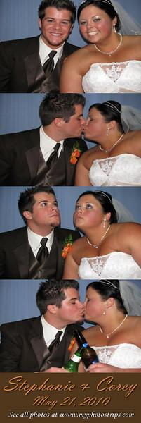 Stephanie & Corey (5/21/2010)