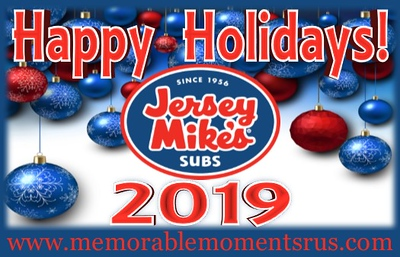Jersey Mike's Christmas Party