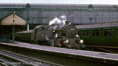 80010-80025 Built 1951 Brighton