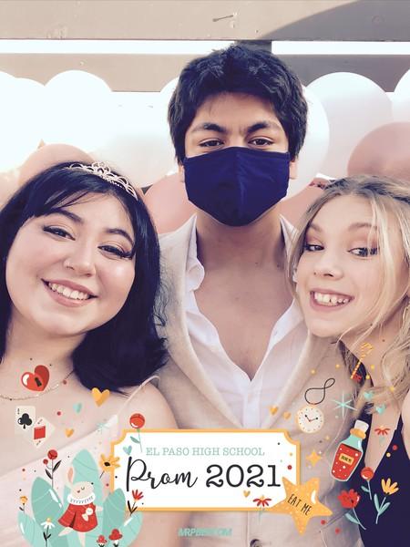 El Paso High Prom