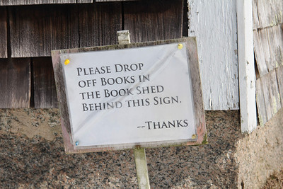 Book Shed