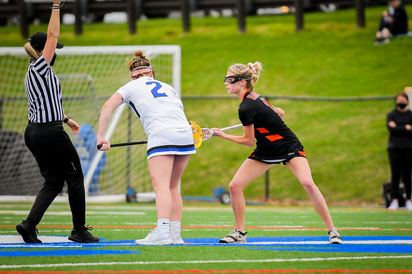 McDonogh at St. Mary's Girls Lacrosse
